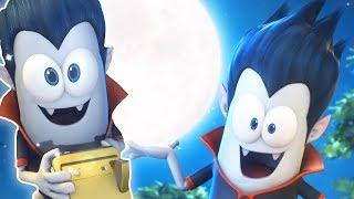 Funny Animated Cartoon | Spookiz | The Best Selfie | 스푸키즈 | Kids Cartoons | Videos for Kids