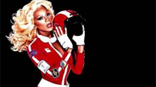 RuPAUL 12. Throw Ya Hands Up (feat Lady Bunny)