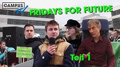 Fridays for Future - Teil 1   CampusTV Düsseldorf