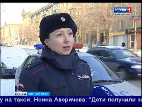 ГИБДД проверяет перевозку детей в Магнитогорске
