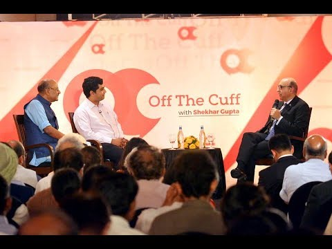 Off The Cuff with Abdul Basit