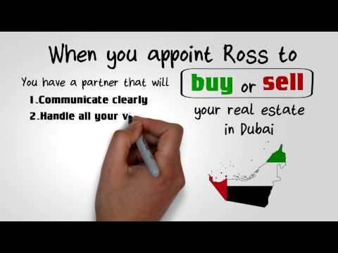 Dubai Real Estate Agent - Meet Ross