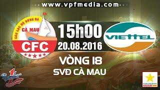 Ca Mau vs Viettel full match