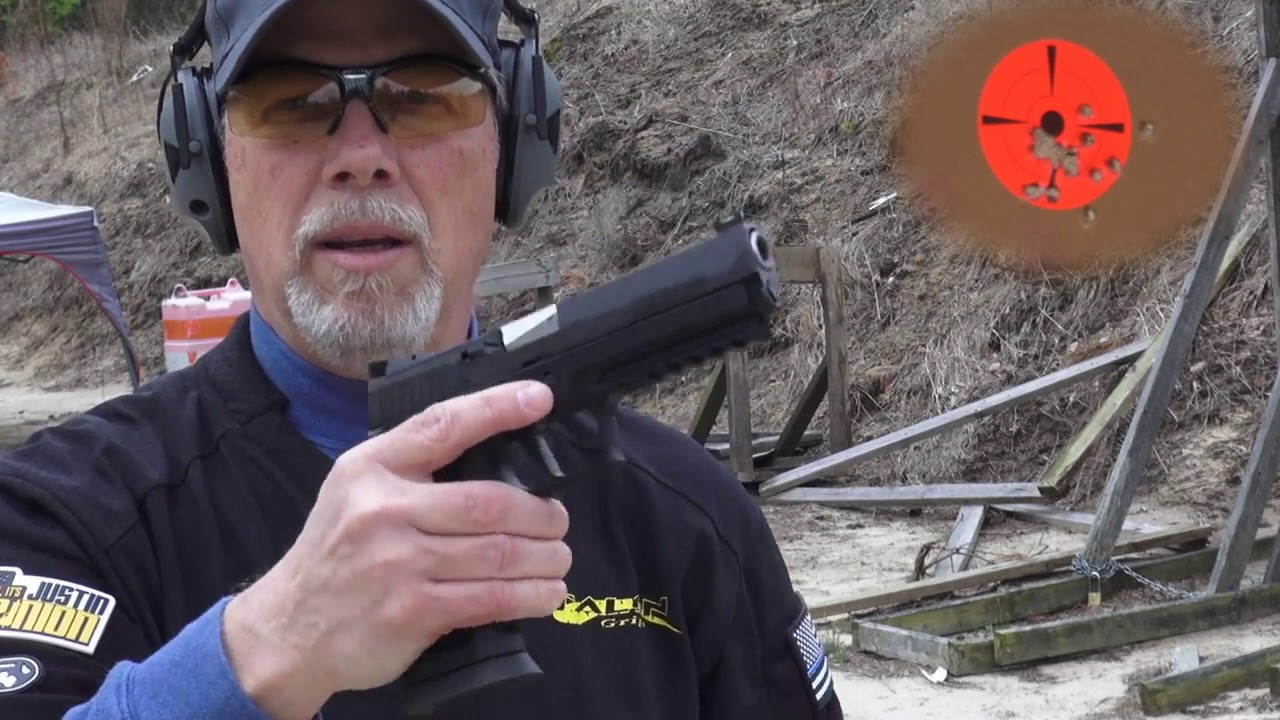 A Mega-Capacity Sig Sauer P320? The 21+1 Full Size X-Five 9mm – Full Review