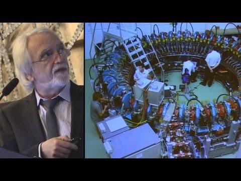 Bob Cywinski - Particle Accelerators and Thorium Energy @ ThEC12