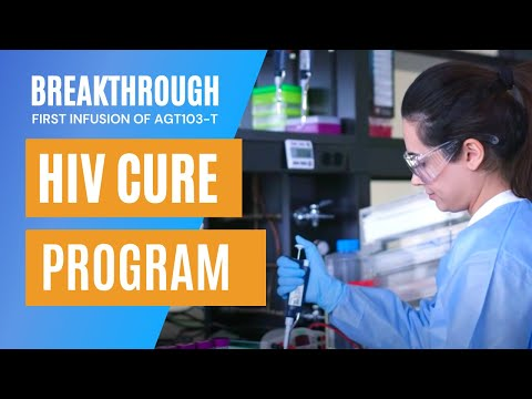 AGT Announces Progress with HIV Cure Program, Phase 1 Clinical...