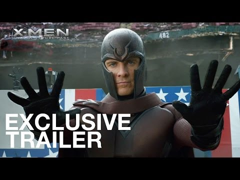 Full length trailer and new poster for X-Men: Days of Future Past arrive online