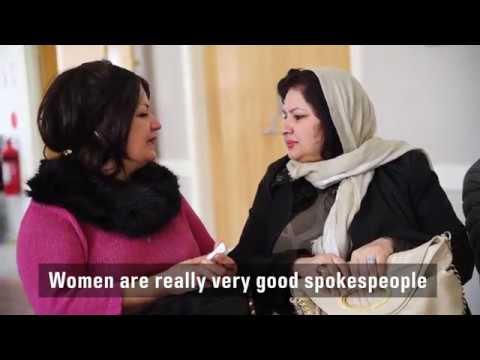 Women Breaking Barriers Group
