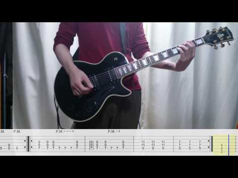ALL - Long Distance (Guitar Cover) with TAB