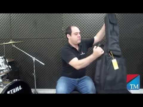 Bag Rockbag para Violão Classico ou Minijumbo - Território da Música
