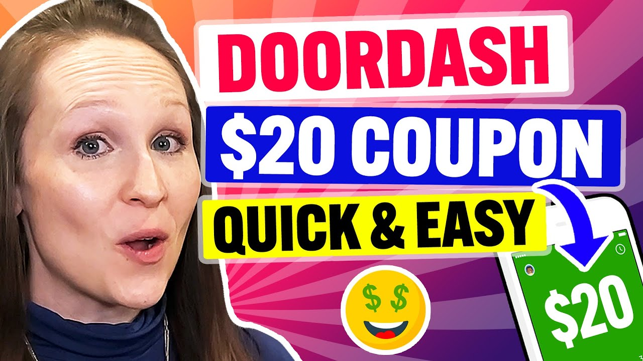 Download DoorDash Promo Code 2021: MAX Coupon Discount For FREE Food Delivery! (100% Works)