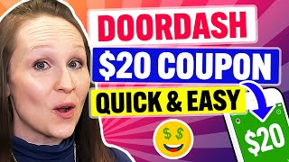 DoorDash Promo Code 2021: MAX Coupon Discount For FREE Food Delivery! (100% Works)