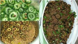Qeema Karelay recipe by Maria