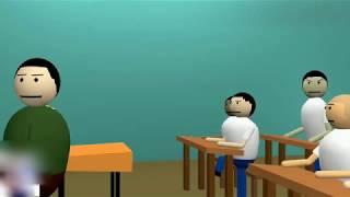 TEACHER AUR STUDENT KI LADAI    MJO