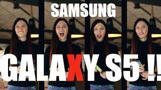 Обзор смартфона Samsung Galaxy S5 (обзор Exynos версии)(Цена и наличие:http://rozetka.com.ua/samsung_galaxy_s5_white/p527375/ Видеообзор смартфона Samsung Galaxy S5 Смотреть обзоры других ..., 2014-03-17T07:22:44.000Z)