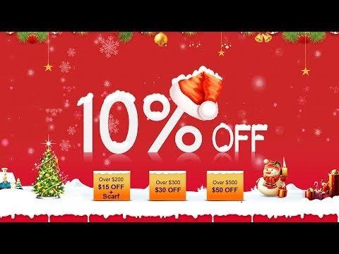 10% OFF All Elevator Shoes + Buy One Get One Free Christmas Sale 2017-CHAMARIPA