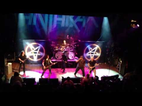 Anthrax Bring Da Noise with Chuck D. Los Angeles