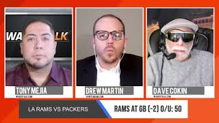 Packers vs Rams Picks and Predictions | Green Bay Packers vs LA Rams NFL Playoff Preview