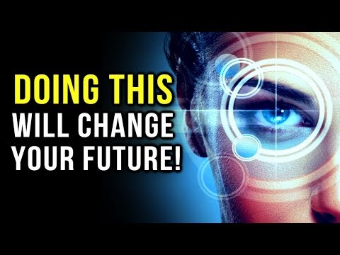 The 5 Minute VISUALIZATION EXERCISE That Will CHANGE YOUR LIFE! (Law Of Attraction) Use THIS!