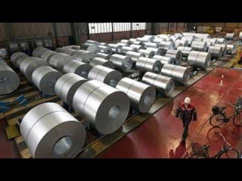 Trump tariffs drive $500M investment in a new Ohio steel plant