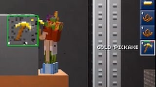 The Blockheads Make Time Crystals