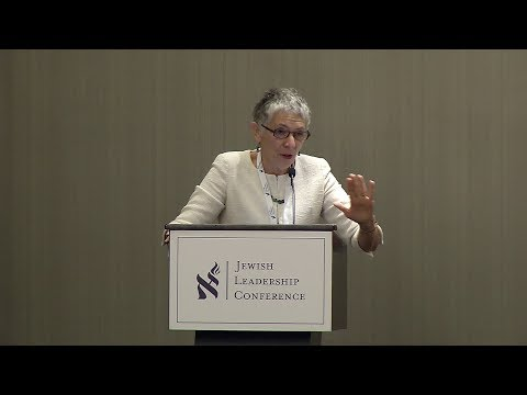 Daniel Johnson and Melanie Phillips - Jews, Muslims, and the Crisis of Europe - JLC 2018