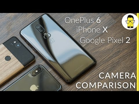 Block wifi access | iPhone X vs. Pixel 2 camera comparison