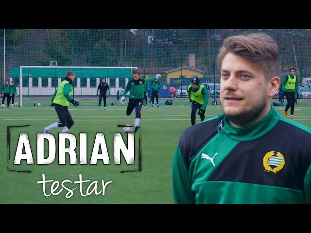 Adrian Testar | Klarar en korpen-spelare träna med Bajen U19 Elit?