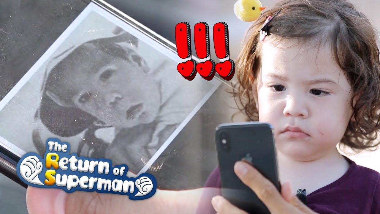 Keanu Reeves Looked Exactly Like Gun Hoo When He Was A Baby The Return Of Superman Ep 288 Youtube