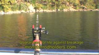 Fishing Rod Holders:  *catfishing Rod Holders For Boats*