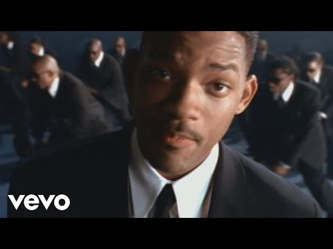 Will Smith  Men In Black Video Version