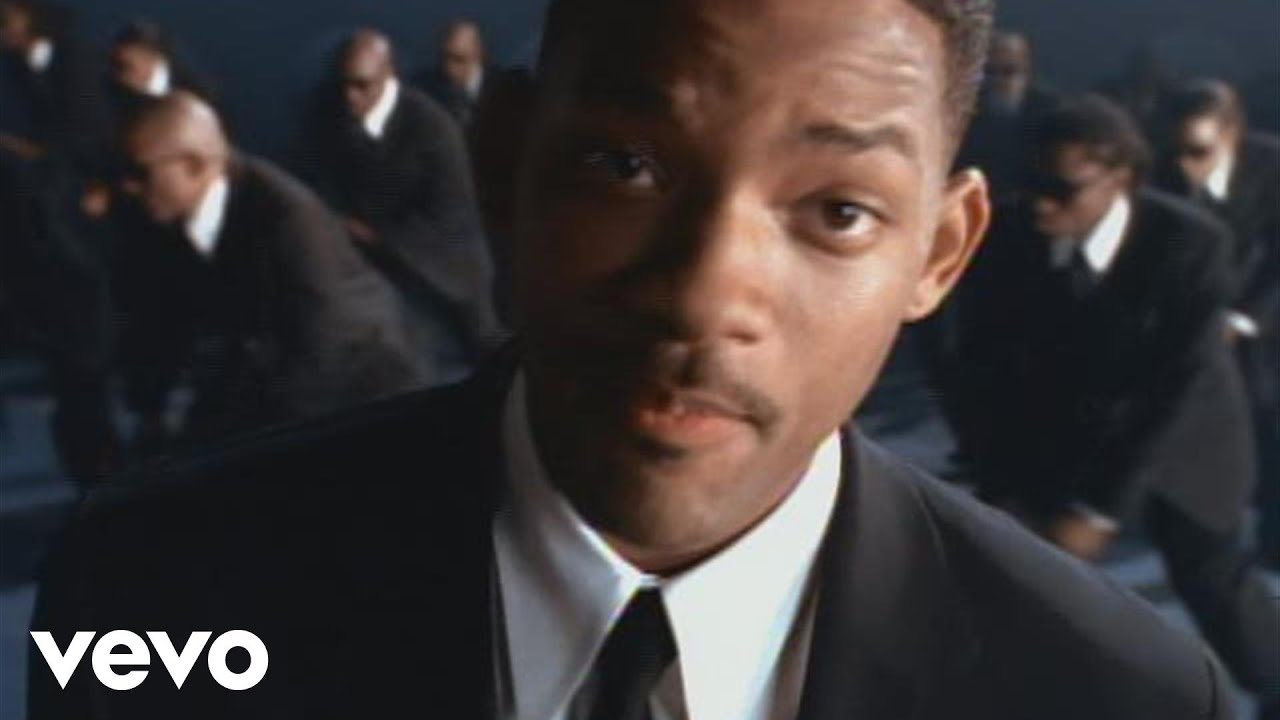 Will Smith: Men In Black