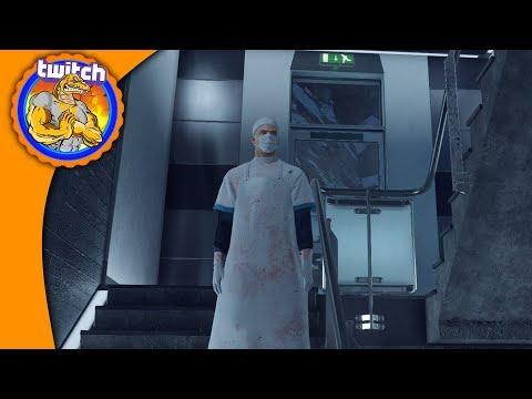 Dr Agent 47 Hitman MD [#5]   HITMAN 2016 (PC) Gameplay [Twitch Stream]