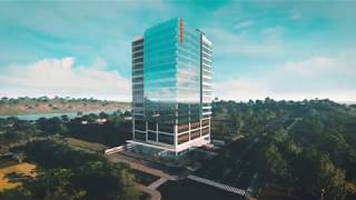 Lumion 8 Architectural Visualization (OCIC Office Building)
