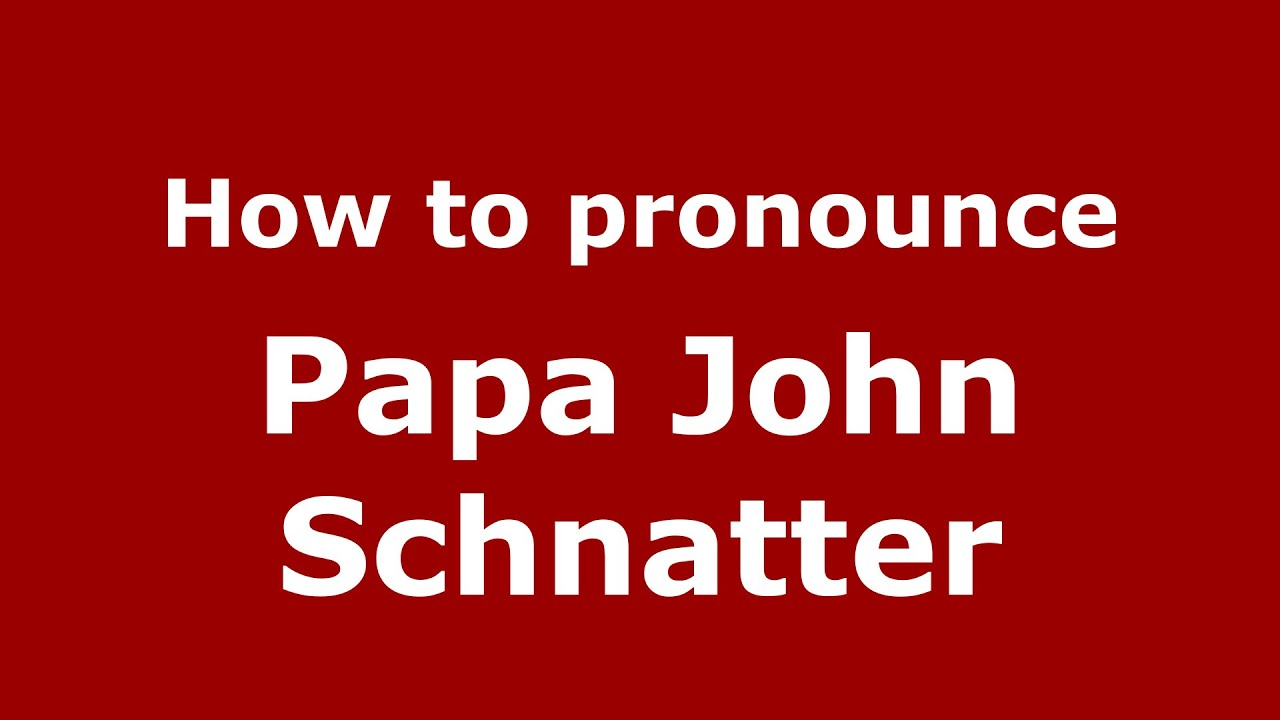 Papa Slang Bedeutung