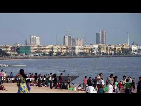 Chowpatty Girgaum Chowpatty Mumbai ( चौपाटी मुंबई ) Marine Drive