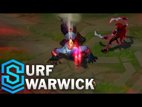 Urf Warwick (2017) Skin Spotlight - League of Legends