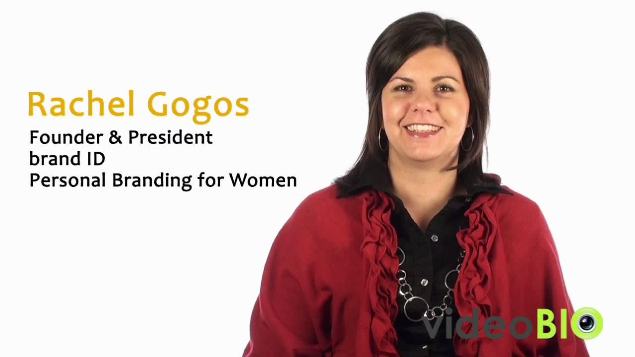 Rachel Gogos   Personal Brand Strategist, Web & Blog Developer