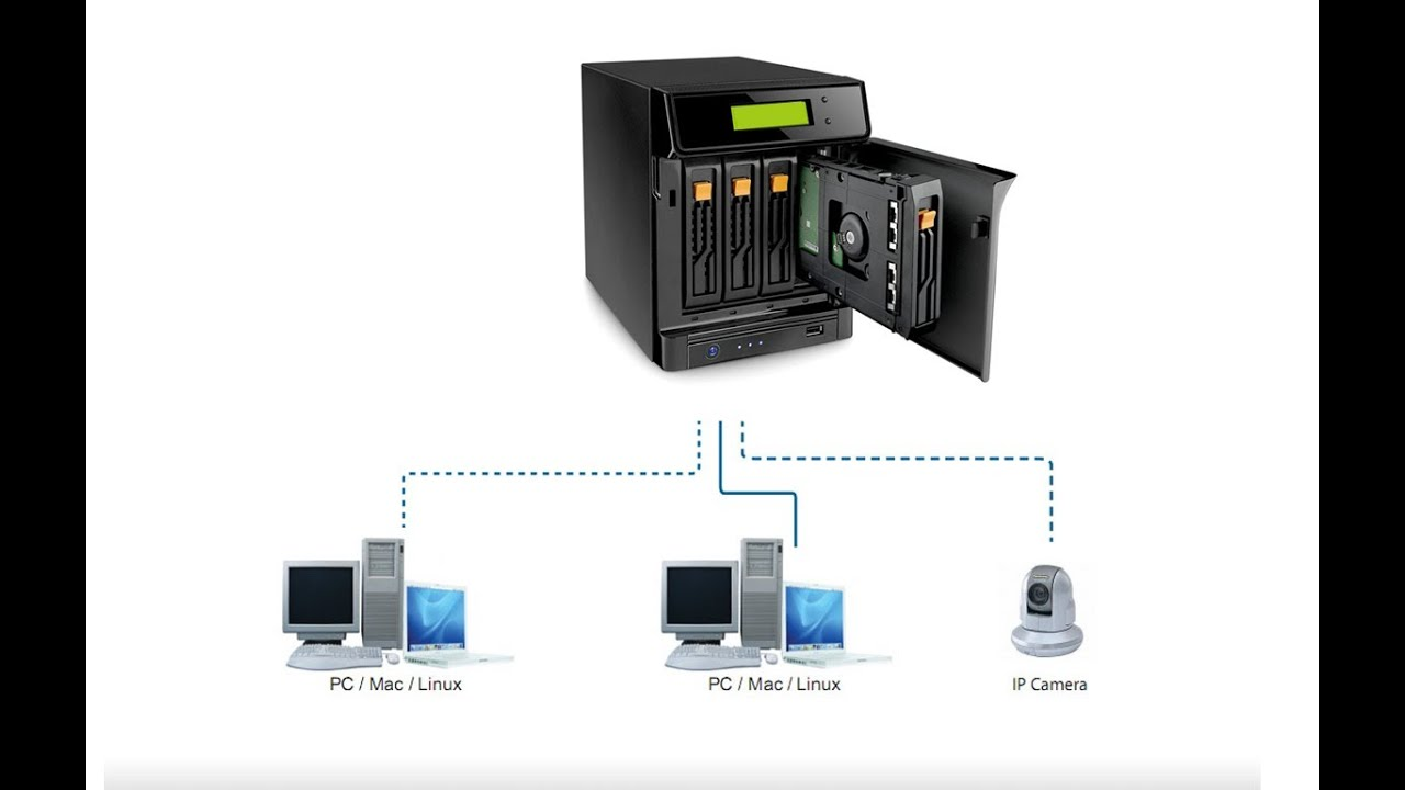Build your own Network Attached Storage (NAS) using FreeNAS