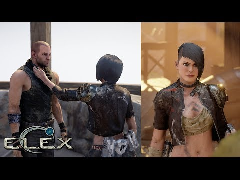 ELEX Nasty Romance (All Nasty Scenes)