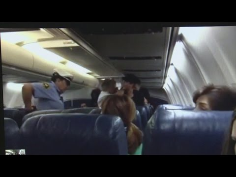 Thumbnail: NM woman arrested for punching flight attendant