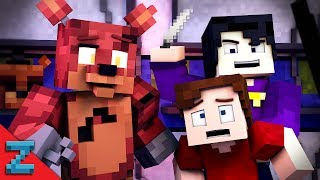 - The Foxy Song Minecraft FNAF Animation Music Video Song by Groundbreaking