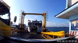 Feri Penyeberangan Penajam - Balikpapan ( Teluk Balikpapan)