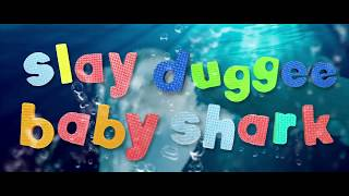 BABY SHARK (Heavy Metal) by SLAY DUGGEE