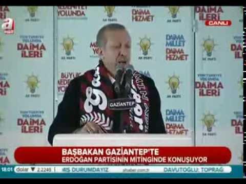 Başbakan Erdoğan Berkin Elvan Terörist İlan Etti