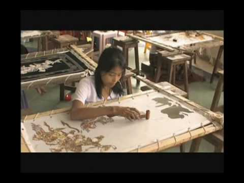 Introduction to Kalaga Tapestry in Myanmar – History ,Craft in Process and the workshop atmosphere