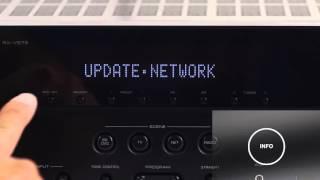 Bir MusicCast AV Alıcının yazılımını Güncellemek için nasıl