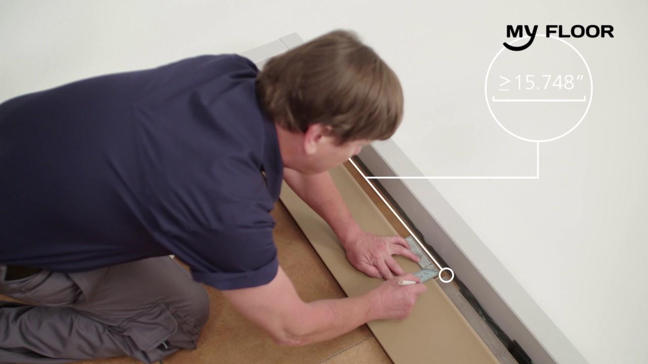Install Click Lock Laminate Flooring