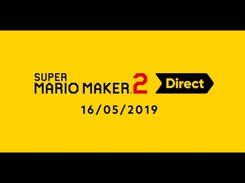 REACCIÓN a SUPER MARIO MAKER 2 DIRECT   DIRECTO ESPAÑOL