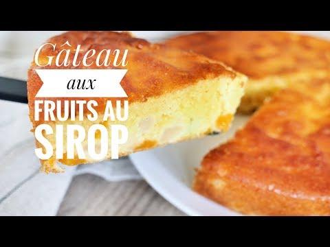 gÂteau-au-yaourt-moelleux-aux-fruits-au-sirop